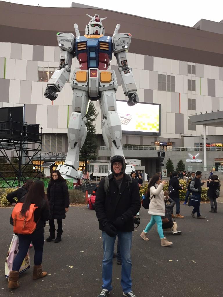 Gundum Robot